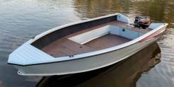 Windboat. 2020 год, длина 4,20м., двигатель подвесной, 30,00л.с., бензин. Под заказ