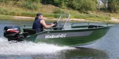 Windboat. 2020 год, длина 4,45м., двигатель подвесной, 30,00л.с., бензин. Под заказ