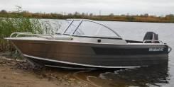 Windboat. 2020 год, длина 4,45м., двигатель подвесной, 40,00л.с., бензин. Под заказ