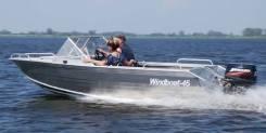 Купить лодку (катер) Windboat 45 M Pro