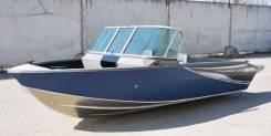 Windboat. 2020 год, длина 4,90м., двигатель подвесной, 70,00л.с., бензин. Под заказ