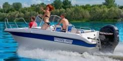 Купить катер (лодку) Одиссей-530 Open