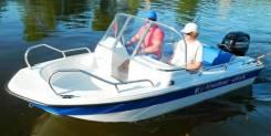 Купить лодку (катер) Wyatboat-430 DC