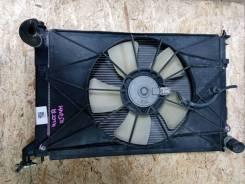Радиатор охлаждения двигателя Toyota wish