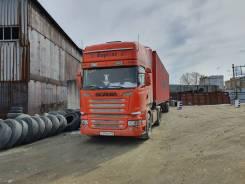 Scania R480. Scania седельный тягач, 12 000куб. см., 18 000кг., 4x2
