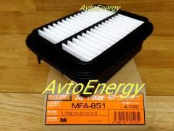 Фильтр воздушный A-728, Daihatsu Terios KID / MIRA / MOVE