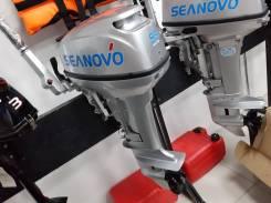 Лодочный мотор Seanovo SN9.9FHS + ВИНТ В Подарок