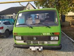 Volkswagen LT 31, 1989