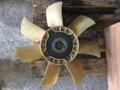 Вискомуфта с вентилятором 1jz-fse