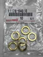 Прокладка форсунки toyota 11176-64010 Оригинал