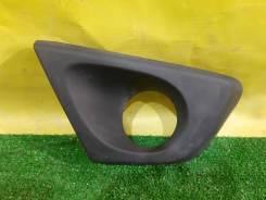 Накладка фары противотуманной правая Renault Duster (01.2015 - н. в. )