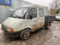 ГАЗ 330230. Газ фермер -6 мест, 102куб. см., 1 500кг., 4x2