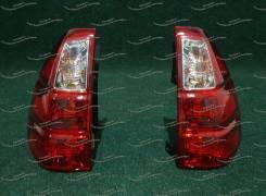 Cтоп сигналы на Lexus GX470 и Toyota Land Cruiser Prado 120 /Прадо/