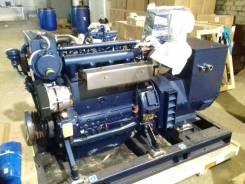 Новый судовой двигатель дизель-генератор, ТОРГ. 4-тактный, дизельный