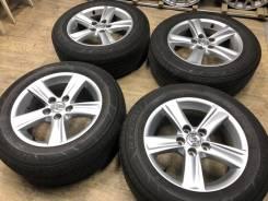 """R16 диски Toyota + 215/60R16 протектор 95-99% (ЛЕТО) KO17.6. 7.0x16"""" 5x114.30 ET40"""