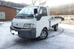 Mitsubishi. Длинный кузов, Полная пошлина, Идеальное состояние, 2 200куб. см., 1 000кг., 4x2
