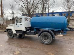 Коммаш КО-503В. Ассенизаторская машина Газ бензин, 4 250куб. см.