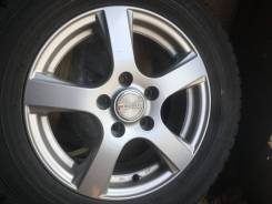 Продам комплект отличных литых дисков из Японии R15 5/114.3 Violento