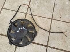 Вентилятор радиатора кондиционера электрический Volkswagen Passat