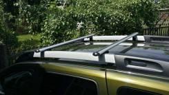 Багажник на рейлинги Renault Duster C 2015 Г