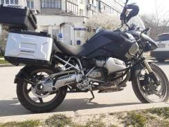 BMW R 1200 GS, 2009