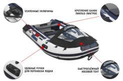 Stormline Airdeck Extra. 2020 год, длина 3,10м., двигатель подвесной, бензин