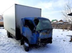 Isuzu NHR. Продаётся грузовой фургон, 4 700куб. см., 3 000кг., 4x2