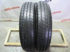 Bridgestone V-steel Rib 294. летние, б/у, износ 10%