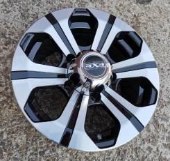 Новые литые диски Tech-Line 547 Ниву, Шевроле Ниву R15