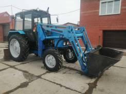 МТЗ 82. Продам трактор с погрузчиком ПФ 1.2, 80 л.с.