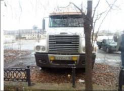 ЛТЗ. Седельный тягач Freightliner ST 1200 64 ST, В г. Липецке, 12 749куб. см., 20 000кг., 6x4. Под заказ