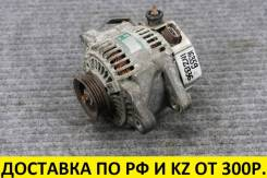 Контрактный генератор Toyota 1NZ/2NZ. 3pin. Оригинал. Denso