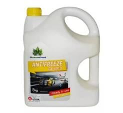 Антифриз (Желтый) 5кг Готовый Greencool (В наличии)