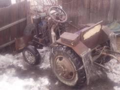 Самодельная модель. Продаётся мини трактор, 8 л.с.