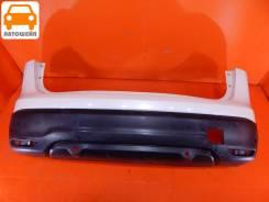 Бампер задний Nissan Qashqai 2013-2018 [85022BP70H]