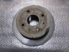 Диск тормозной задний Chevrolet, Daewoo, Ravon Lacetti 2003-2013; Nubira