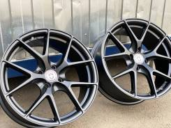 Диски HRE R17 4-100 Satin Black