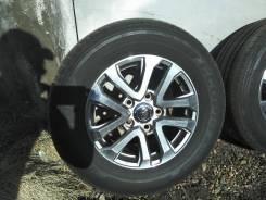 Комплект колес на Ленд Крузер 200