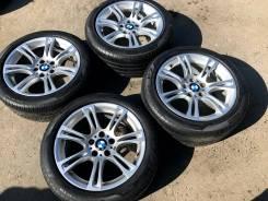 Оригинальные разноширокие литые диски BMW R18 стиль M Double-Spoke 350