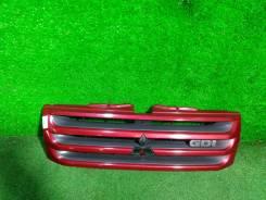 Решетка радиатора Mitsubishi Pajero IO, H67W; H76W; H66W; H77W [346W0007754], передняя