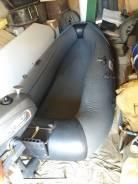 Надувная лодка с мотором