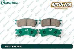 Колодки перед. G-brake Mazda Capella GG/GF Familia BJ5 Premacy CP8W