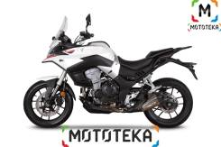Мотоцикл VOGE (Воге) 500DS Adventure, 2021