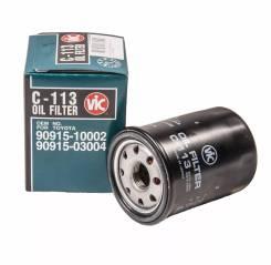 Фильтр масляный VIC C113, OEM 909151000479, AY100TY014, Япония