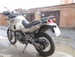 Kawasaki KLE 400. 400куб. см., исправен, птс, с пробегом