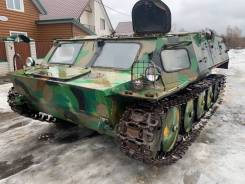 ГАЗ 73. Вездеход газ 73, гтму