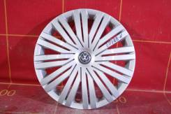 Колпак колеса R15 (15-) OEM 6C0601147CYTI Volkswagen Polo Sedan