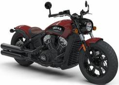Indian Scout Bobber. 1 133 куб. см., исправен, птс, без пробега