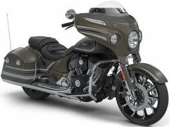 Indian Chieftain Limited. 1 811 куб. см., исправен, птс, без пробега