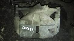 Суппорт тормозной перд. Toyota Camry Prominent. 4VZFE. VZV32